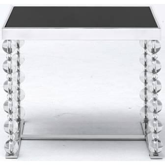 Crystal Lamp Table from Domayne