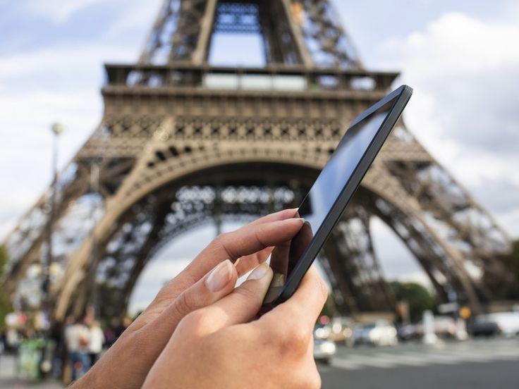 Vous voyagez en France et vous possédez un smartphone déverrouillé? Voici ce que vous devez faire