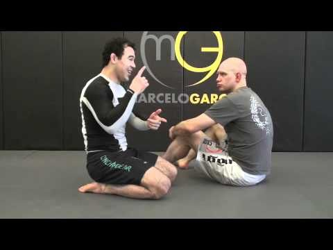 ▶ How to do the North South Choke by Marcelo Garcia - YouTube