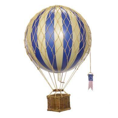 Luftballong blå - Par Courrier, kr 498,-