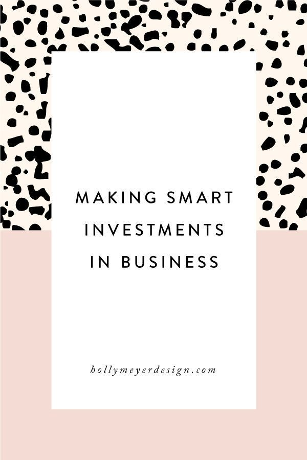 How to Make Smart Investments in Your Business | Swipes | Business