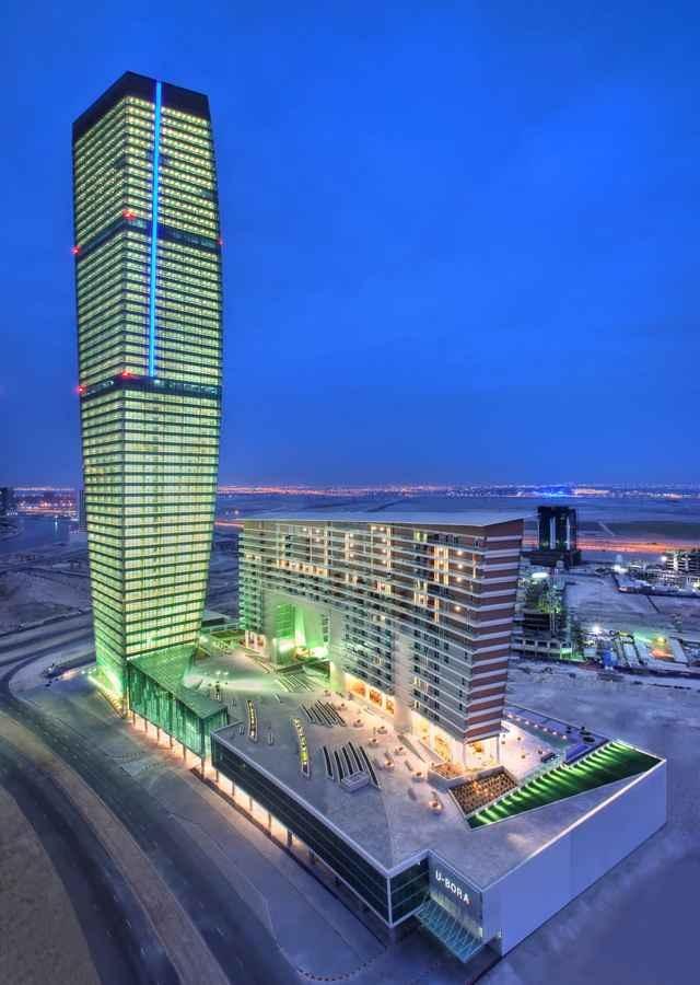 Aedasu0027 U Bora Towers Honoured At Cityscape Awards 2012