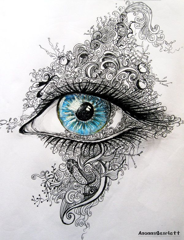 Through~the~EYE~ by ~AnonnaScarlett on deviantART