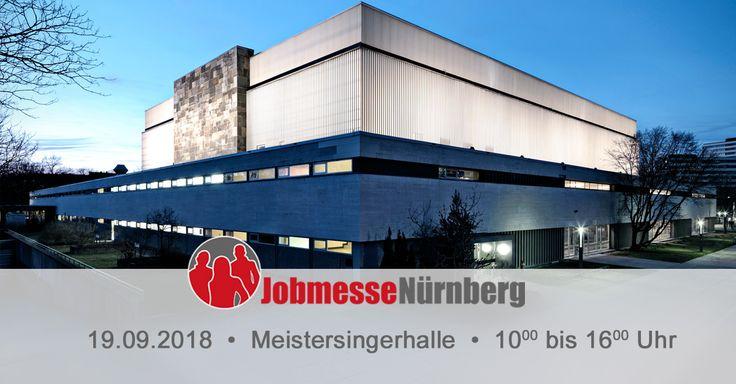 Alle Wege zu deiner neuen Karriere! Finde auf der Jobmesse Nürnberg deinen passenden Job, Aus- oder Weiterbildung. Komm am 19.09.2018 in die Meistersingerhalle Nürnberg.