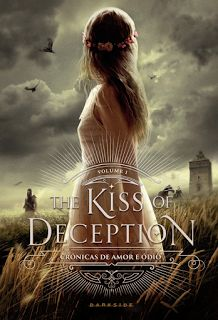 As 1001 Nuccias: [Lançamento] [DarkSide Books] - The Kiss of Decept...