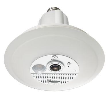 屋内用ダウンライト型ネットワーク防犯カメラ「Kalay Home」