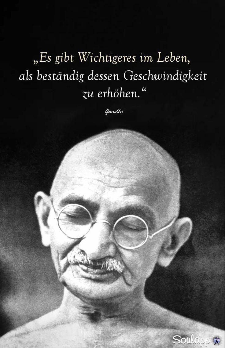 Und Irgendwann Wird Die Geschwindigkeit Zu Hoch Und Endet Im Fiasko Cafemone Text Prominente Weisheiten Zitate Gandhi Zitate Lebensweisheiten Zitate