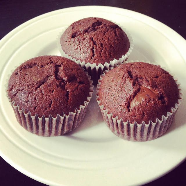 Best one I've tried! Gluten-Free Chocolate Almond Flour Muffins. Finally! A recipe where I keep all of these ingredients on hand!