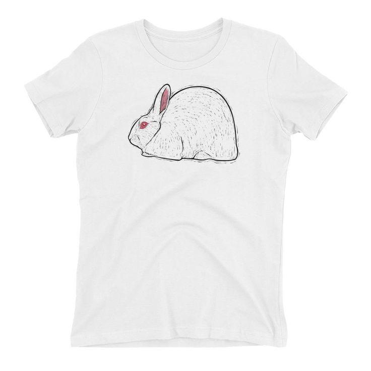Florida White Rabbit Women's T-Shirt