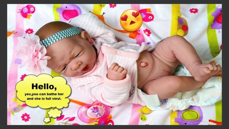 My Baby Girl Lifelike Newborn Reborn I life like reborn baby dolls