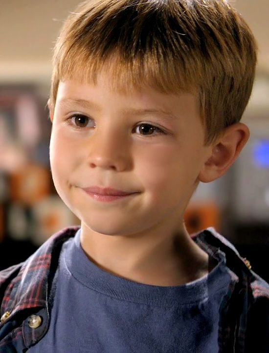 Jack Hotchner- played by Cade Owens on Criminal Minds. ABSOLUTELY ADORABLE!