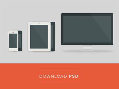 Download iPhone / iPad Freebie rebound + Thunderbolt.