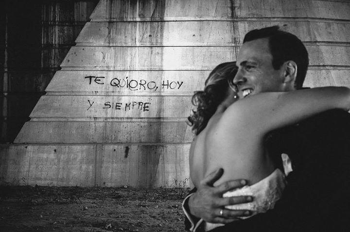 """""""Te quiero hoy y siempre"""" """"I love you today and forever"""" davidyloreto.com #boda  #postboda http://davidyloreto.com"""