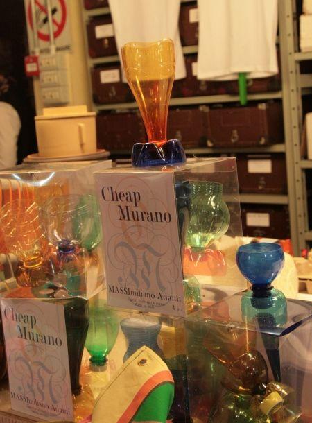 Trend :: Milano 2014 - Tappa da Rossana Orlandi pet recycle cheap murano glasses #milandesignweek2014 #fuorisalone