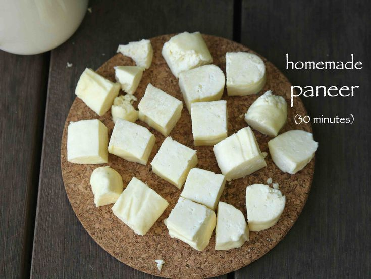 how to make paneer at home, how to prepare paneer from milk with step by step photo/video. cottage cheese is a fresh cheese prepared by curdling the heated milk. paneer is generally a common source of protein for vegetarians and hence it has become an integral part of curries in punjabi cuisine or north indian curries