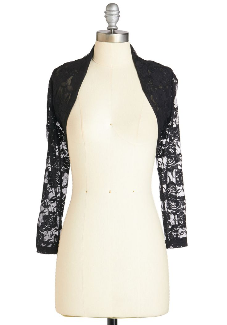 Intrigued by Intricacy Cardigan | Mod Retro Vintage Sweaters | ModCloth.com
