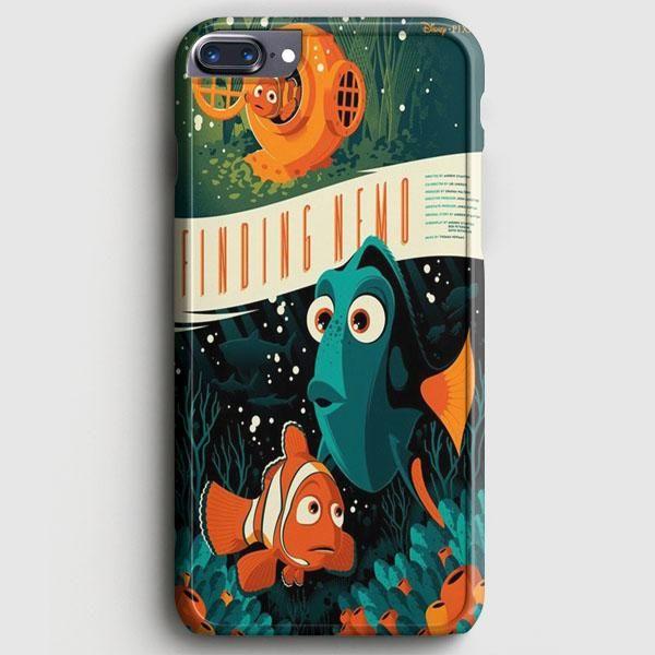 Finding Nemo Address iPhone 8 Plus Case