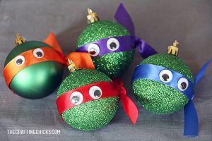sm ninja turtle ornaments 3