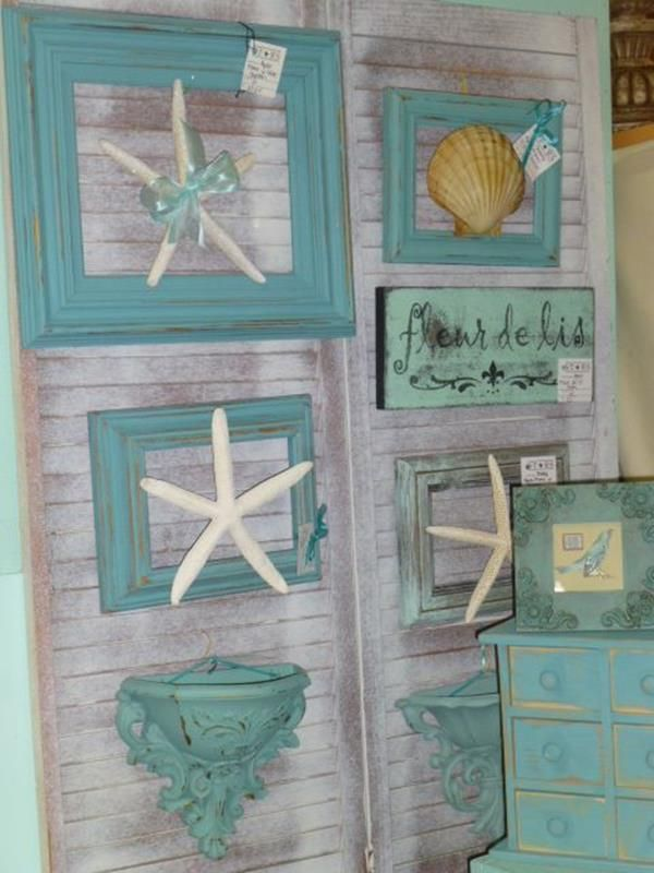 Amazing 30 Diy Gorgeous Beach Themed Wall Decorating Ideas Download Free Architecture Designs Meptaeticmadebymaigaardcom