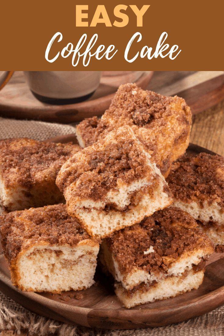 Bisquick Coffee Cake Recipe In 2020 Coffee Cake Easy Bisquick Coffee Cake Recipe Coffee Cake