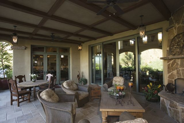 After the principle elements of your outdoor landscaping are in place, consider some of these affordable upgrades.