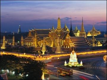 The Grand Palace -- Bangkok, Thailand