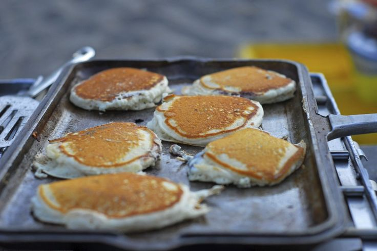 Quick Guide to Making Camping Pancakes - Camp Cooking | Eureka! Tent Blog