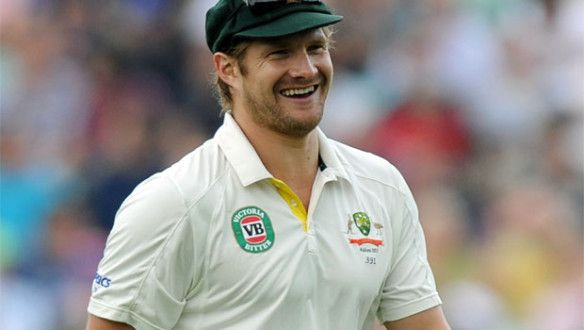Australia are sweating on the fitness of all-rounder Shane Watson as he continues his recovery from a hamstring injury. #ashes #cricket #dafasports