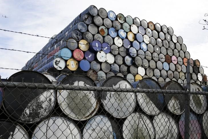 On the New York Mercantile Exchange, crude oil for September delivery hit a session low of $50.10 a barrel, a level not seen since April 4, before recovering to trade at $50.83 during U.S. morning hours, up 39 cents, or 0.77%.