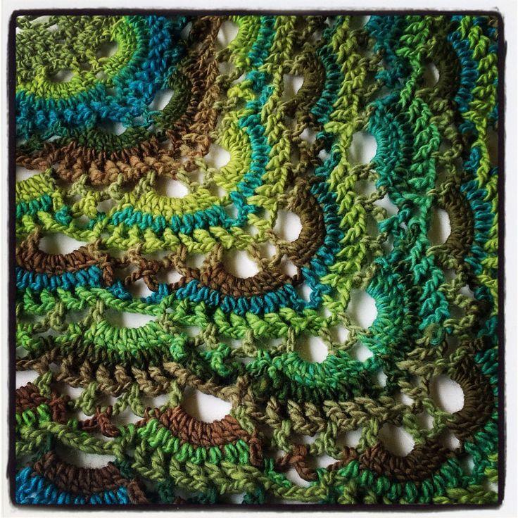 Gorgeous crochet!