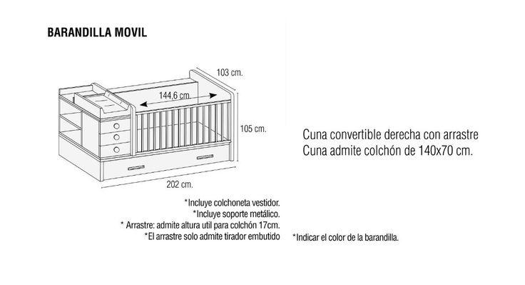 Las 25 mejores ideas sobre medidas colchones en pinterest for Medidas cama individual mexico