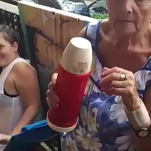 Grandma's birthday presents