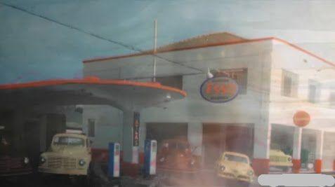 Posto Esso - Prefeitura Municipal de Casa Branca SP
