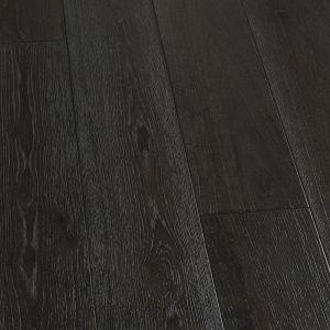 Dark Grey Engineered Wood Flooring