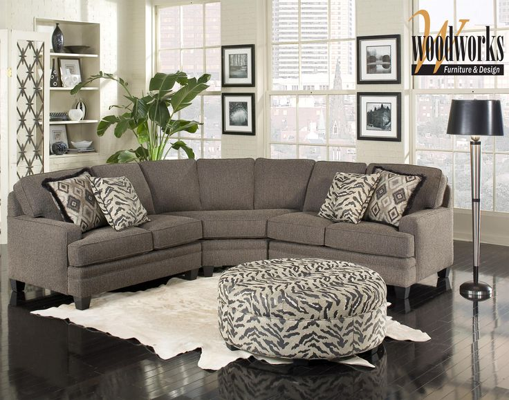 Build Your Own 5000 Series Sectional Sofa by Smith Brothers and put your - smith brothers sofas