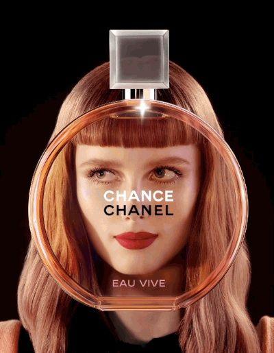 ジャン=ポール・グード(Jean-Paul Goude)が制作したシャネルの香水「チャンス」の公告フィルム   Fashionsnap.com