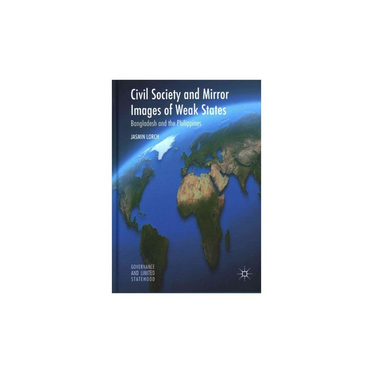 Civil Society and Mirror Images of Weak States : Bangladesh and the Philippines (Hardcover) (Jasmin