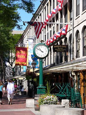 Boston Quincy Market..counting down the days <3 <3