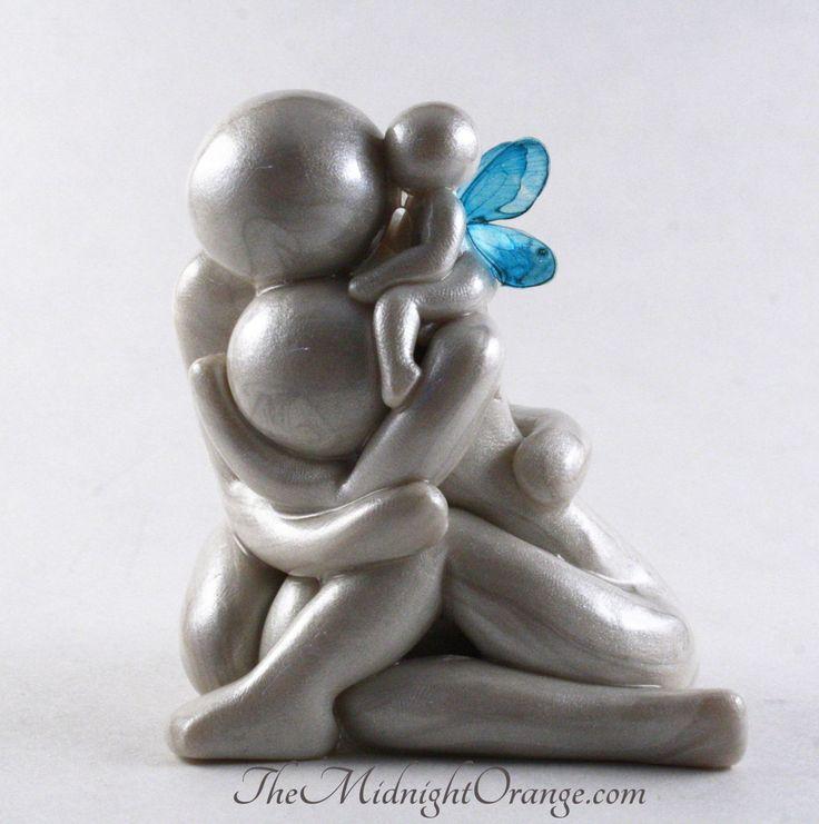 Always grieving parents with angel baby door TheMidnightOrange