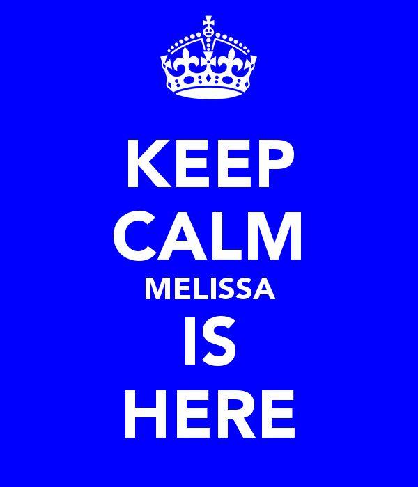 Melissa Name Graphics and Gifs.