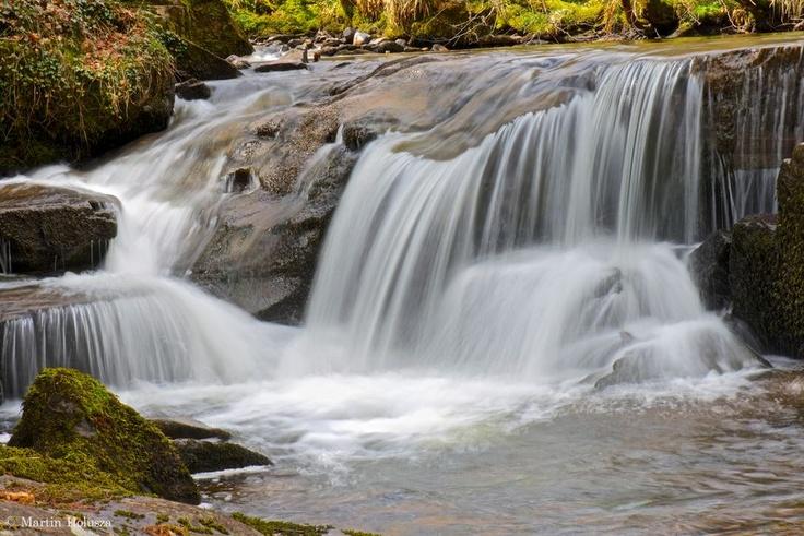 Brecon Beacon National Park waterfalls