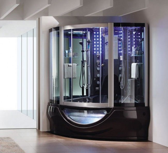 Marvelous Steam Shower Room Gives You The Ultimate Massage