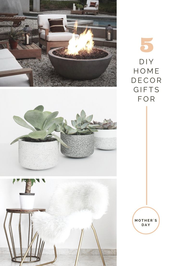 5 Luxury Mother's Day DIY Gifts