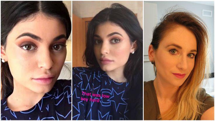 Kylie Jenner a récemment publié sa «Makeup routine» sur Snapchat. Les délicates s'en inspirent et relèvent le Défi Kylie Jenner Makeup routine.