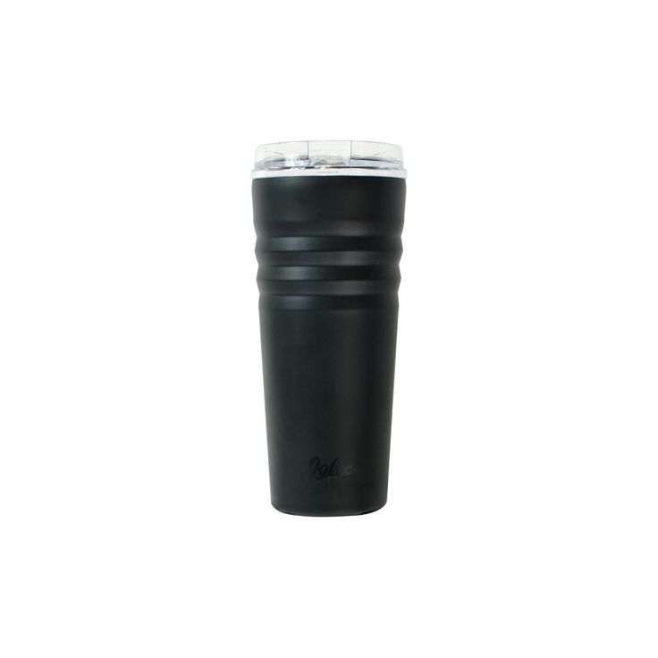 Igloo Legacy Stainless Steel Vacuum Insulated Tumbler - Matte Black (20oz)