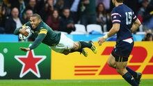 Rugby World Cup 2015: Biggest Hits Tackles Tries Rd 1 - HD-Video