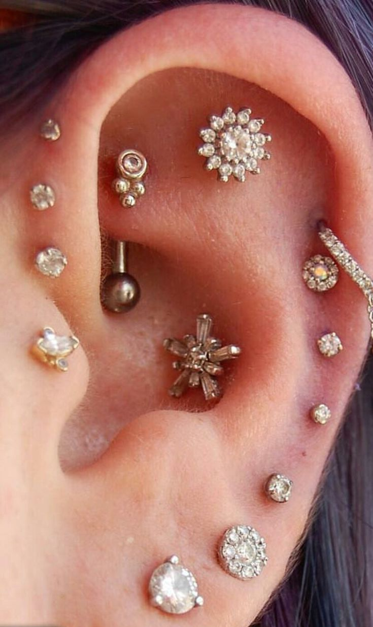 Nose piercing for guys   best Piercings images on Pinterest  Piercing ideas Earrings and