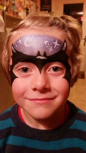 Batman night sky