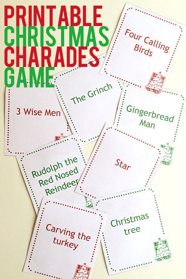The Only Christmas Games You\u0027ll Need for Your Next Holiday Party