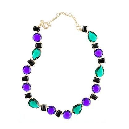 Color crush necklaceCrushes Necklaces, Necklaces Jcrew, J Crew, Colors Fun, Colors Crushes, Colors Combinations, Jcrew Colors, Baubles, Bright Colors